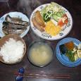 主人の夕食(夜食かな)(5)