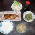 四苦八苦酒の肴と夕食(5)